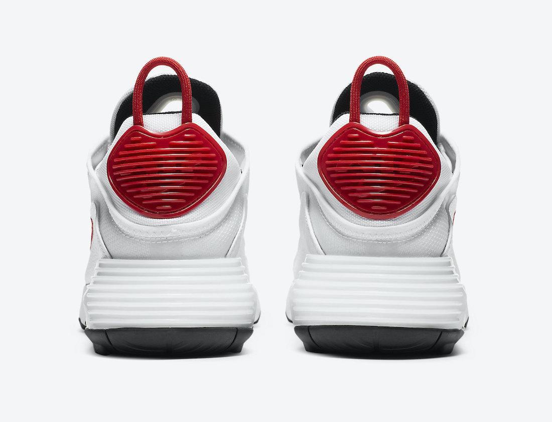 Nike Air Max 2090 Brushstroke Swoosh DA4304-100 Release Date Info