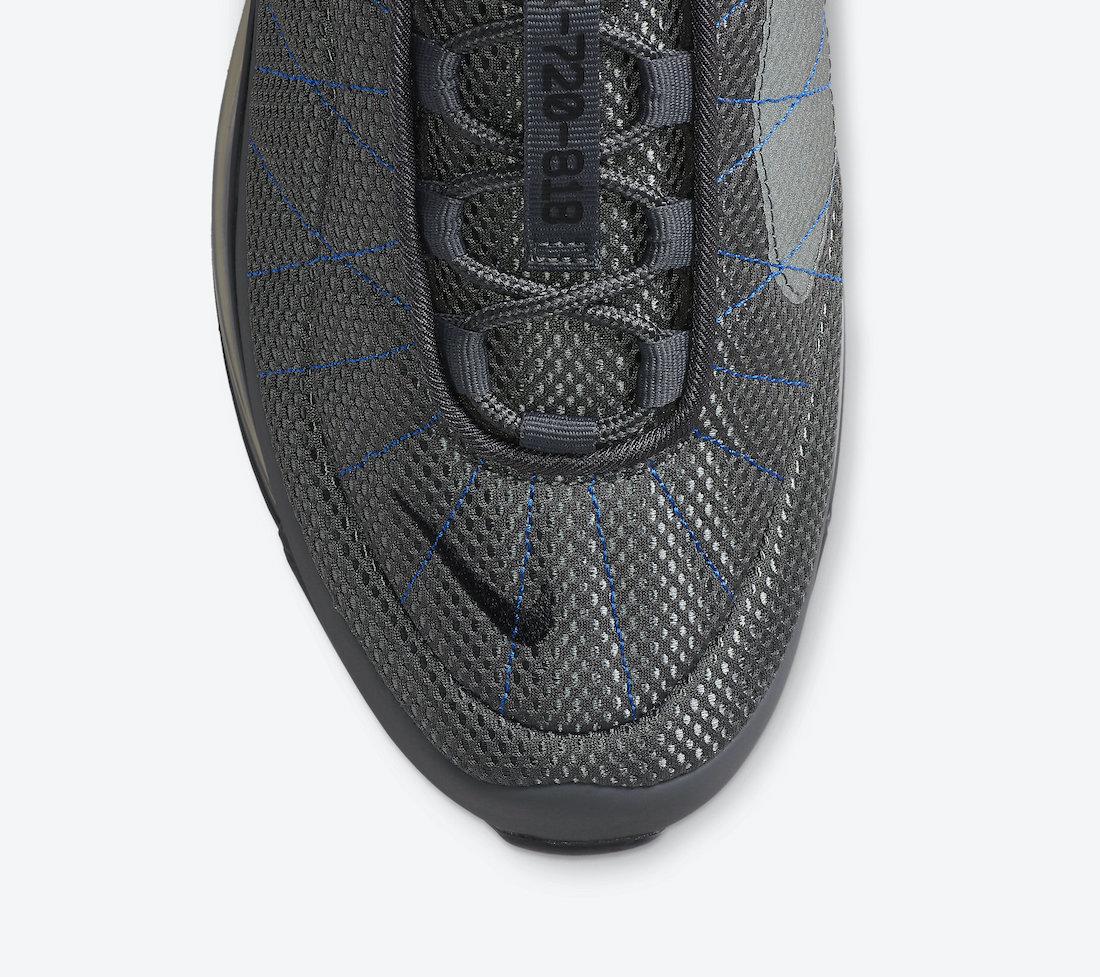 Nike Air Max 720 Black Blue DA1508-001 Release Date Info