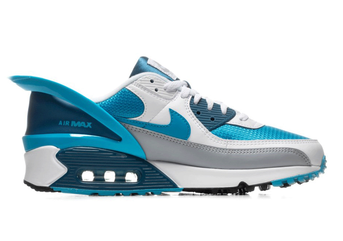 Nike Air Max 90 FlyEase Laser Blue CZ4270-100 Release Date Info