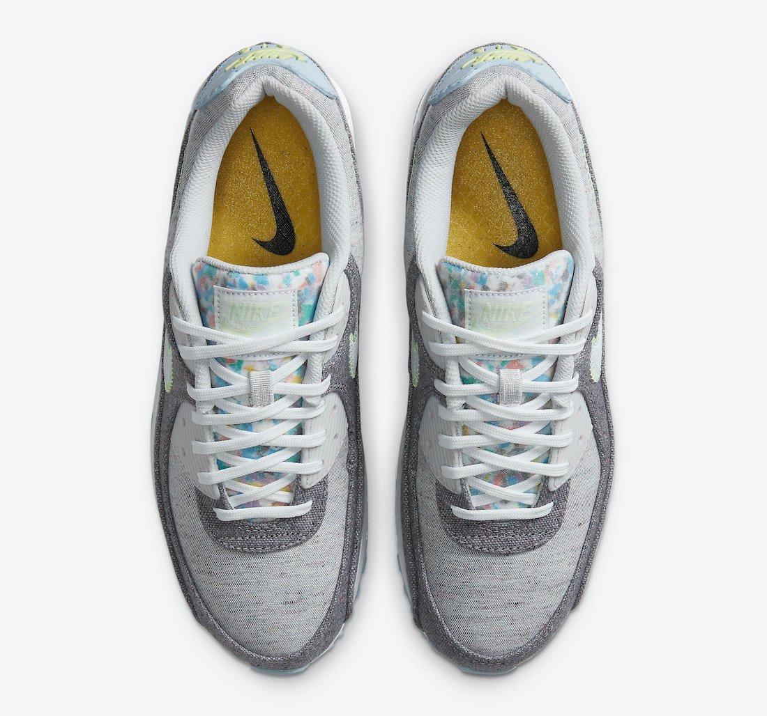 Nike Air Max 90 NRG Vast Grey CK6467-001 Release Date Info