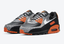 Nike Air Max 90 Safari DA5427-001 Release Date