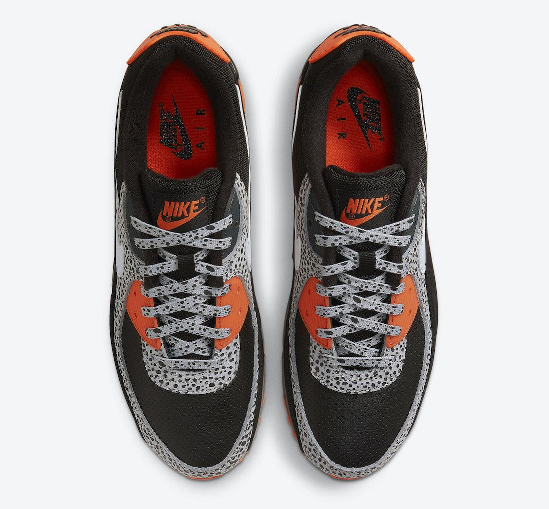 Nike Air Max 90 Safari DA5427-001 Release Date
