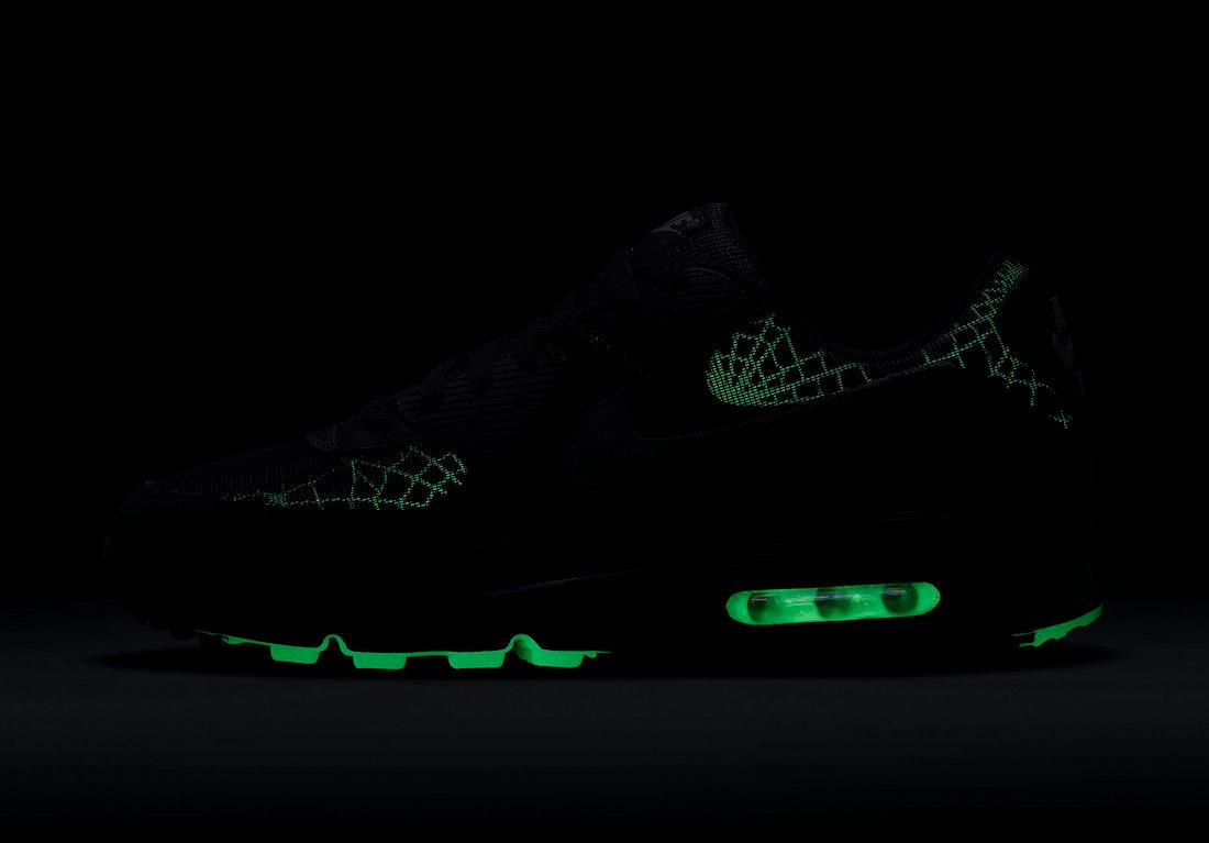 Nike Air Max 90 Spider Web DC3892-001 Release Date