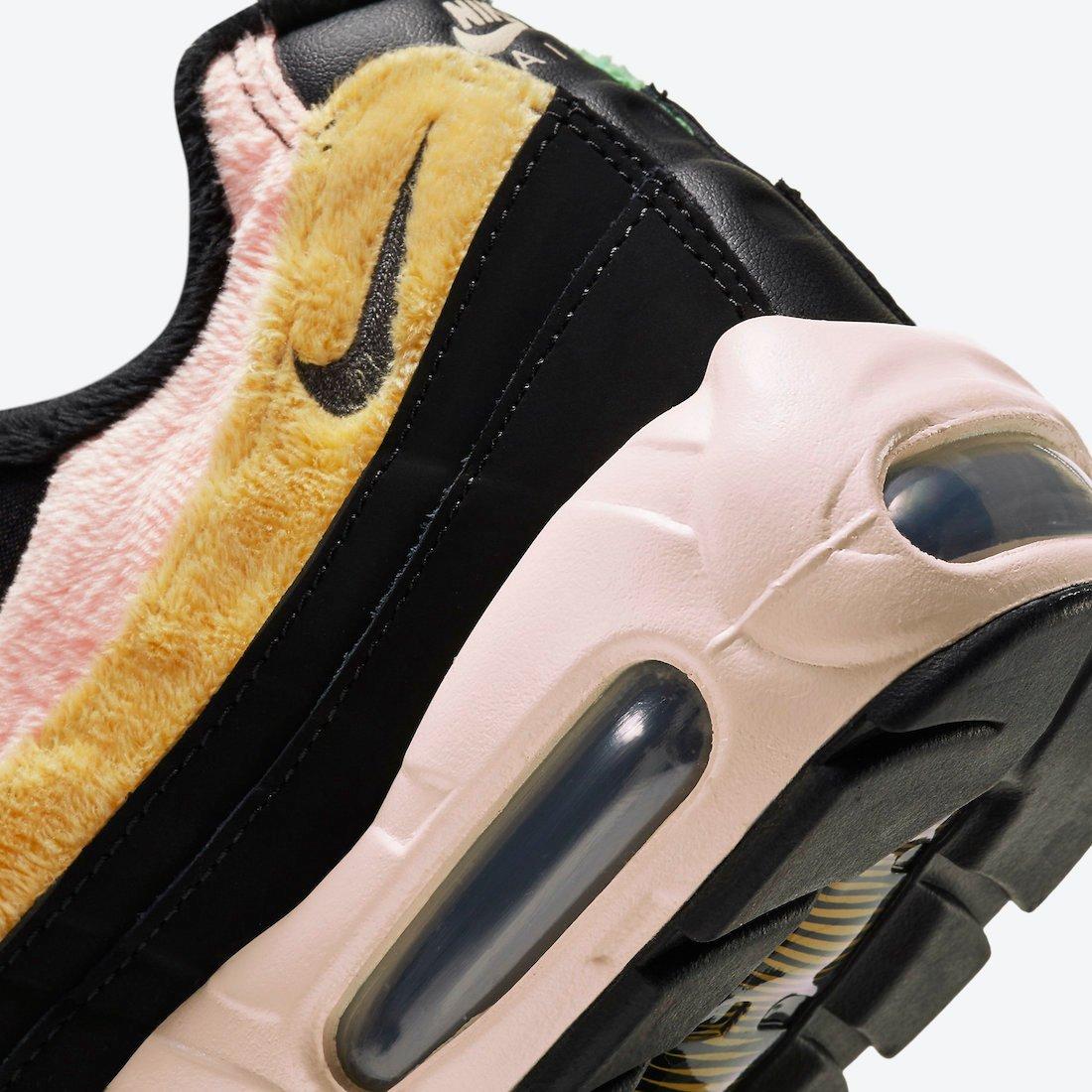 Nike Air Max 95 Fur DB9577-001 Release Date Info