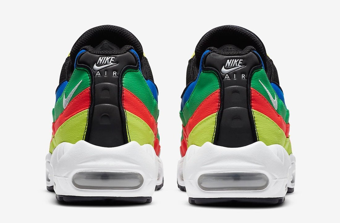 Nike Air Max 95 Hidden Message DA1344-014 Release Date