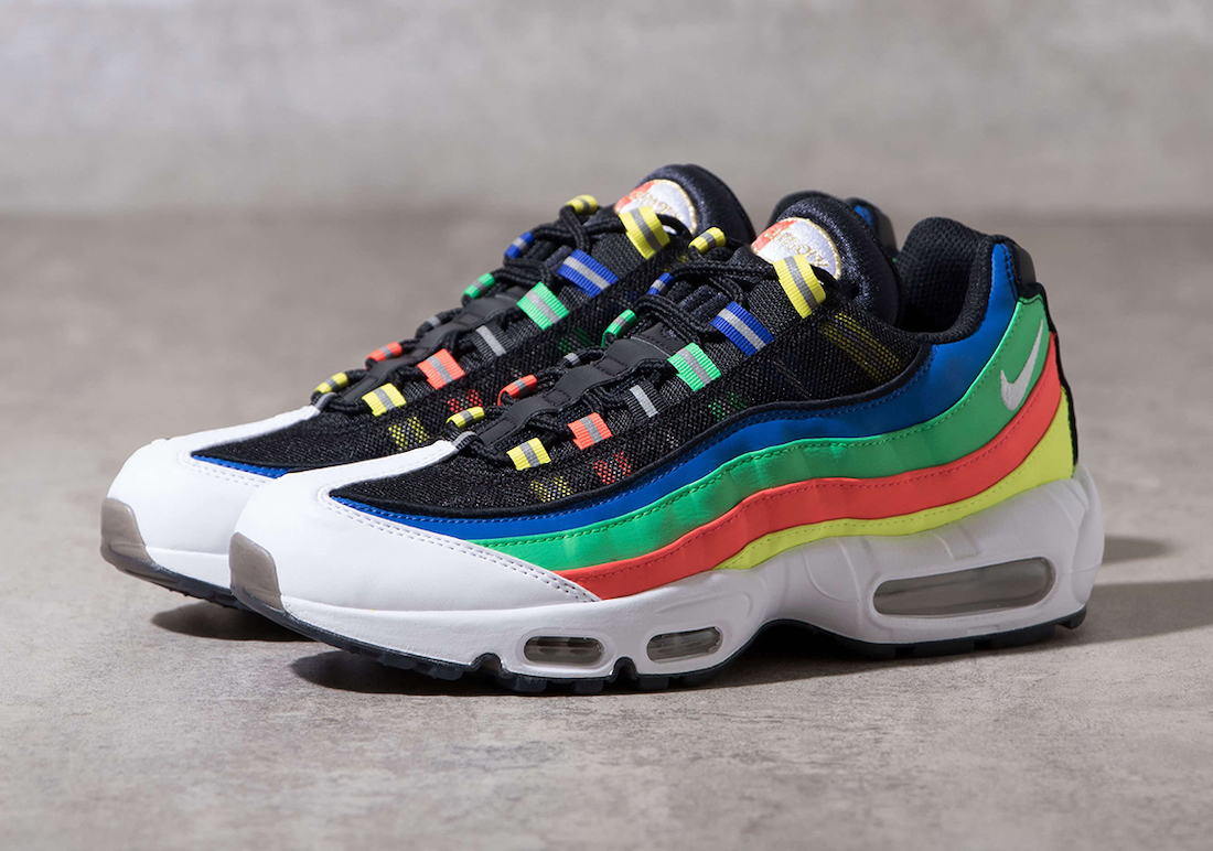 Nike Air Max 95 Hidden Message Pack DA1344-014 Release Date Info