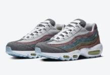 Nike Air Max 95 Vast Grey CK6478-001 Release Date Info