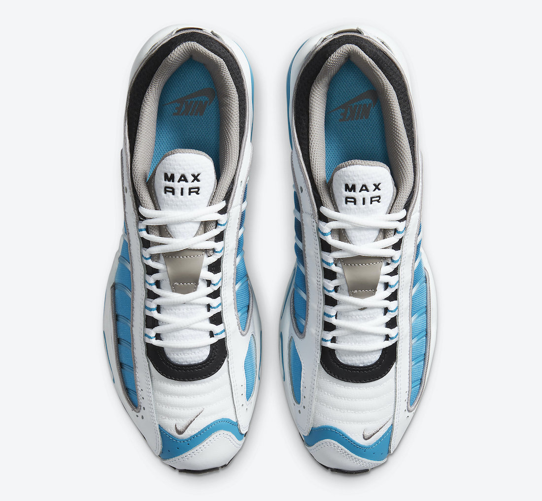 Nike Air Max Tailwind 4 IV Laser Blue CT1284-100 Release Date Info