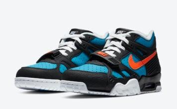 Nike Air Trainer 3 Laser Blue Total Orange CN0923-001 Release Date Info