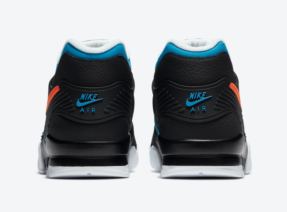 Nike Air Trainer 3 Laser Blue Total Orange CN0923-001 Release Date Info