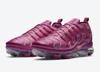 Nike Air VaporMax Plus Magenta Pink DC1850-600 Release Date Info