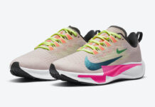 Nike Air Zoom Pegasus 37 Premium Barely Rose Pink Bright Spruce CQ9977-600 Release Date Info