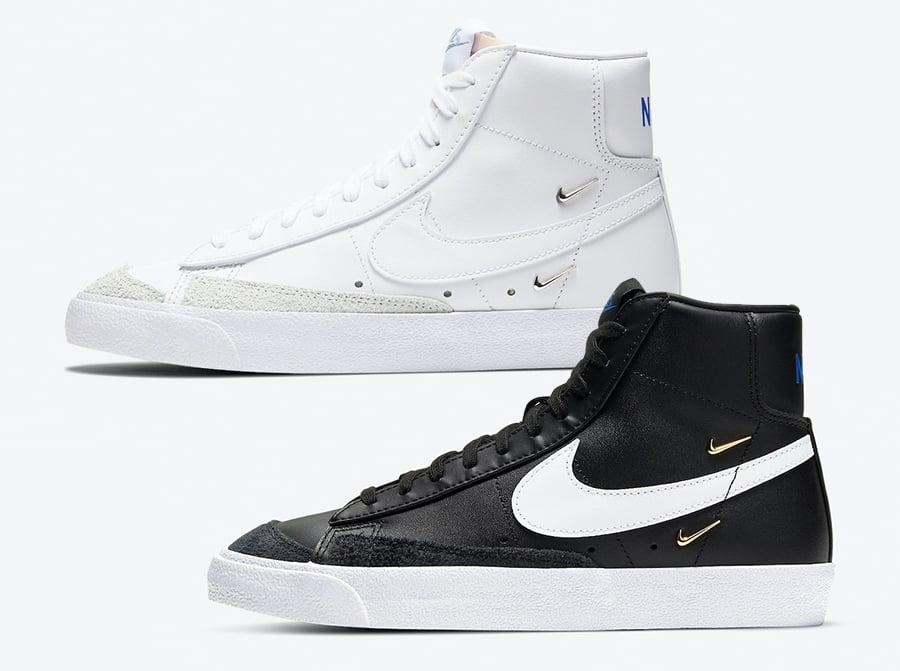 Nike Blazer Mid 77 LX CZ4627-100 CZ4627-001 Release Date Info