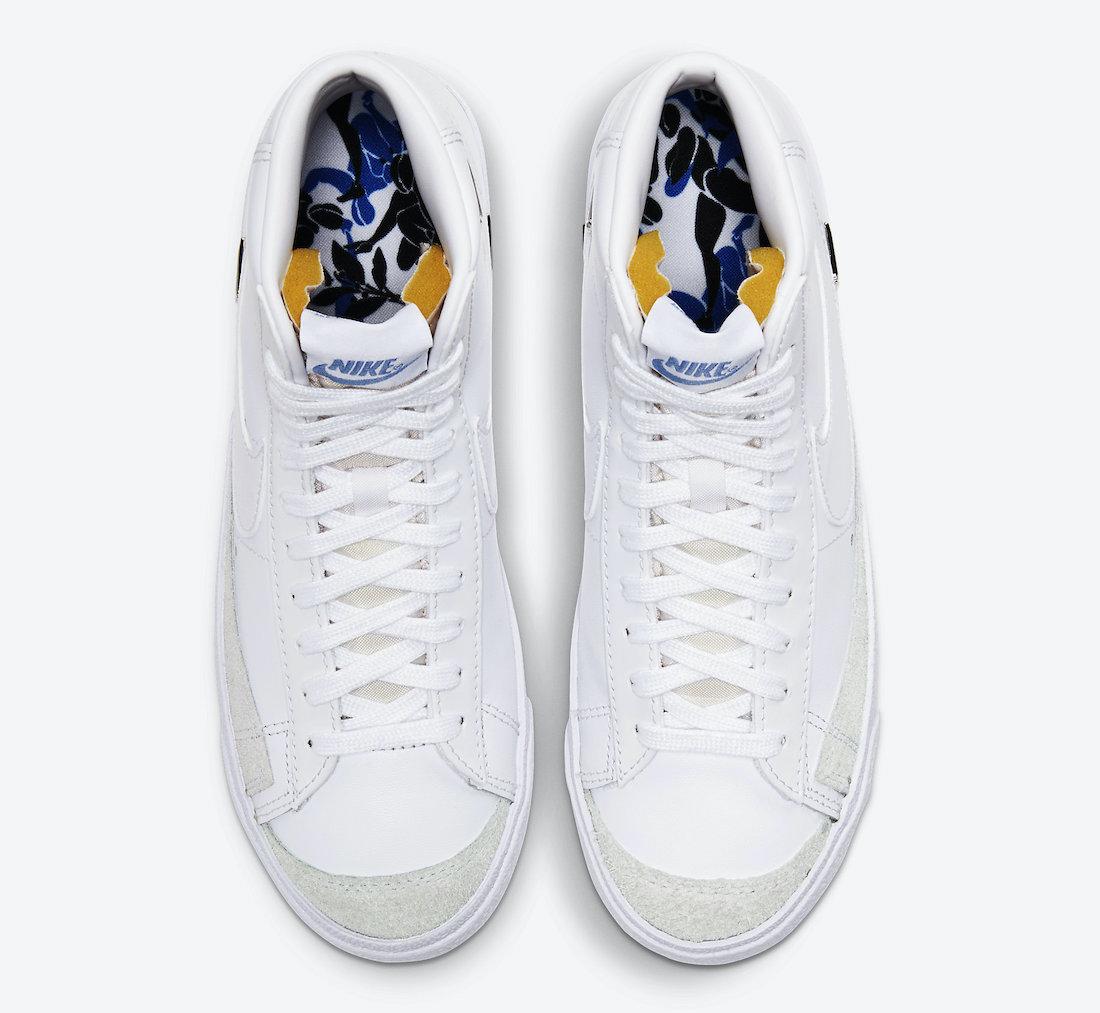 Nike Blazer Mid 77 LX White CZ4627-100 Release Date Info