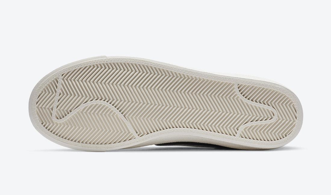 Nike Blazer Mid Color Code DA2142-046 Release Date Info