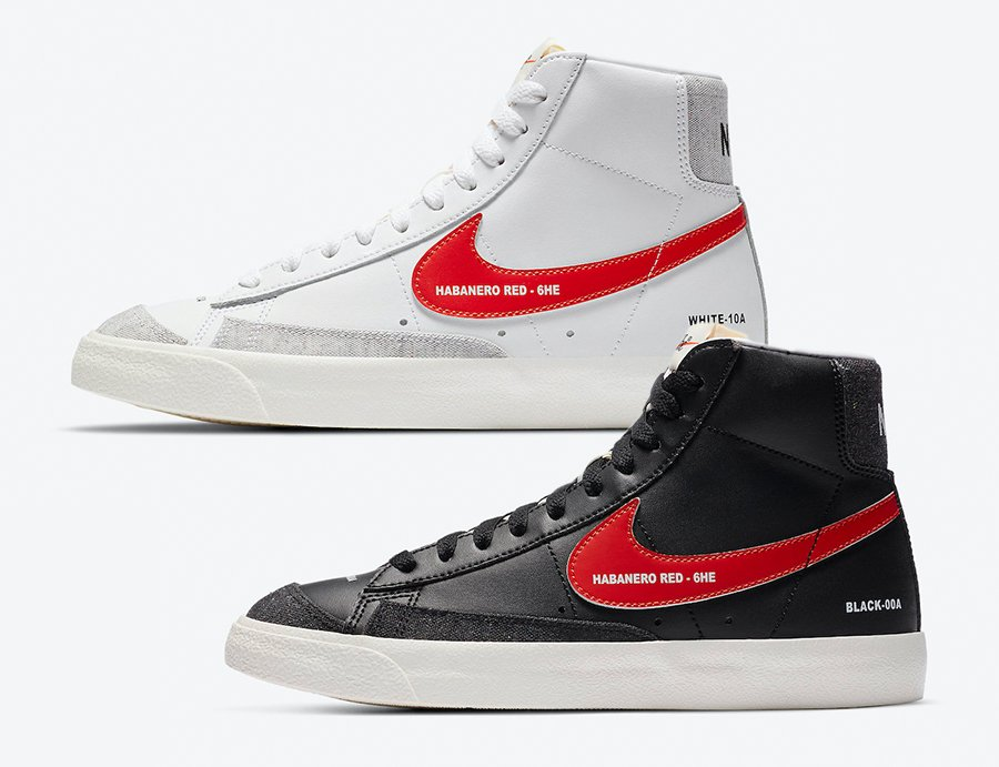 Nike Blazer Mid Color Code Release Date Info