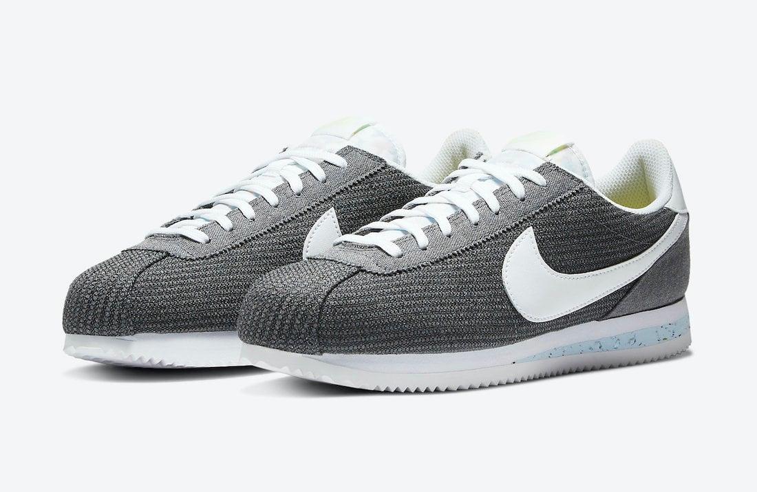 Nike Cortez Basic PRM Iron Grey CQ6663-001 Release Date Info