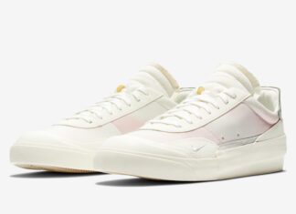 Nike Drop Type LX Sail Pink Grey CK6200-100 Release Date Info