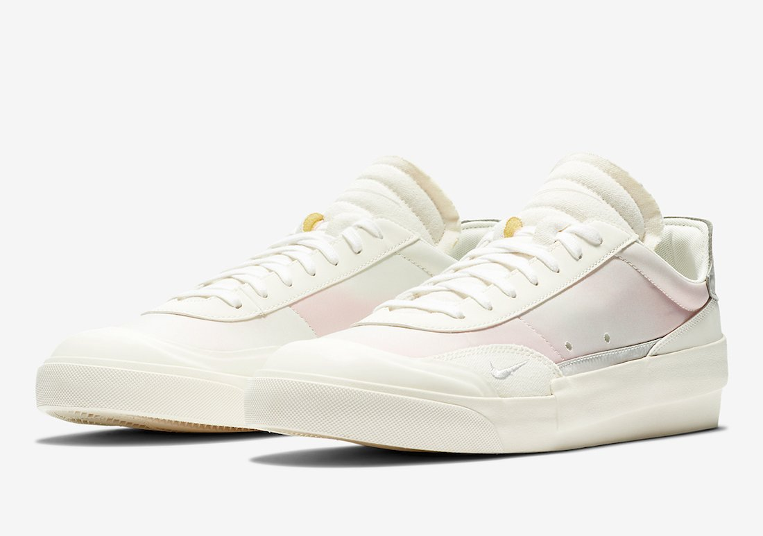 Nike Drop Type LX Sail Pink Grey CK6200-100 Release Date Info