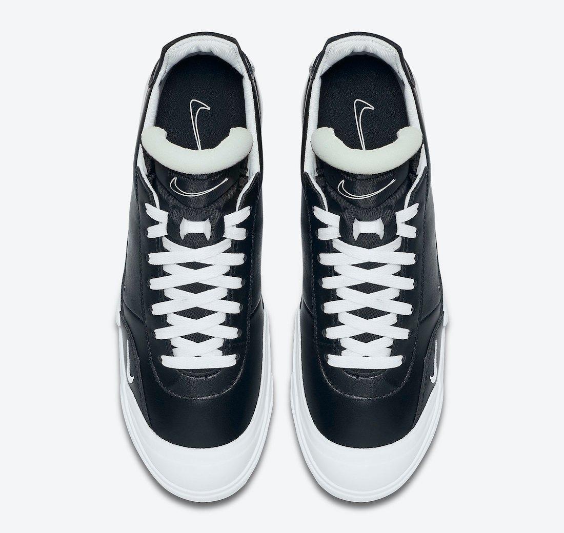 Nike Drop Type Premium Black White CN6916-003 Release Date Info