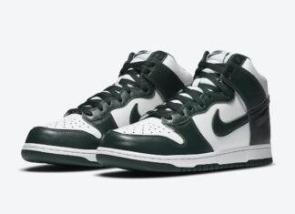 Nike Dunk High Pro Green CZ8149-100 Release Details