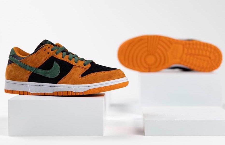 Nike Dunk Low Ceramic DA1469-001 2020 Release Info