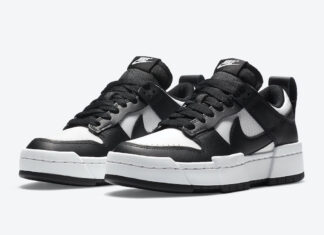 Nike Dunk Low Disrupt Black White CK6654-102 Release Date Info