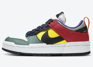 Nike Dunk Low Disrupt Multi-Color CK6654-004 Release Date Info