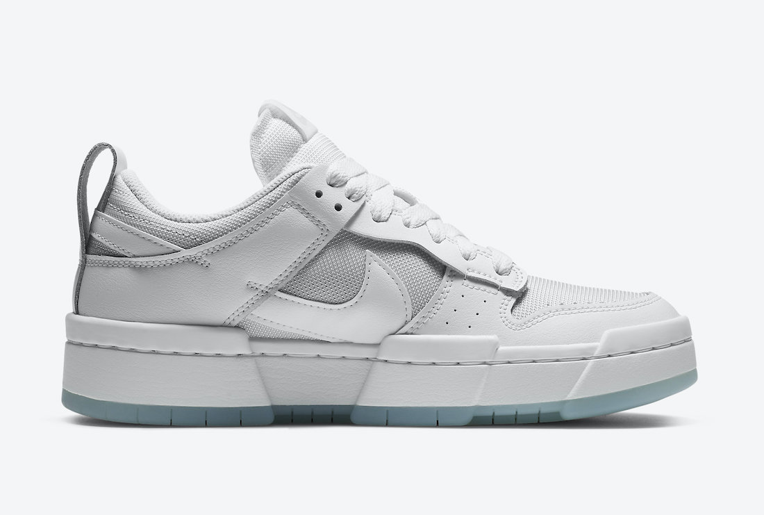 Nike Dunk Low Disrupt Photon Dust CK6654-001 Release Date Info