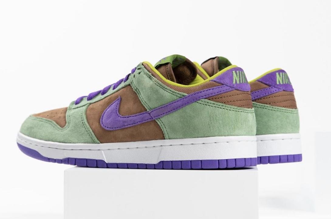 Nike Dunk Low Veneer DA1469-200 2020 Release Info