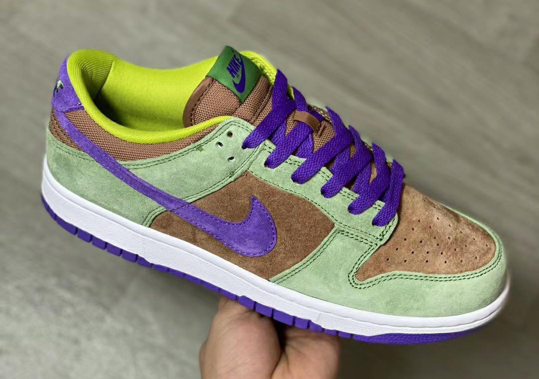 Nike Dunk Low Veneer Release Date DA1469-200