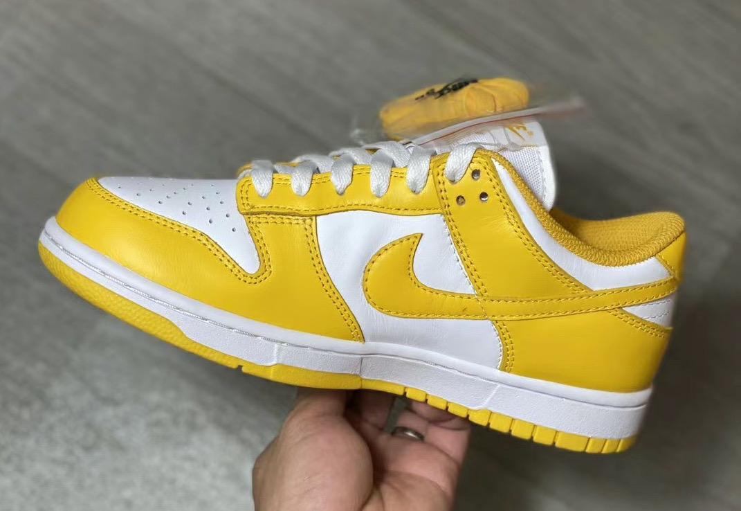 Nike Dunk Low WMNS Laser Orange CU1726-901 Release Date Info