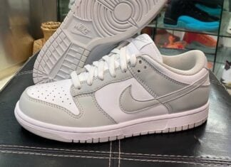 Nike Dunk Low WMNS Photon Dust CU1726-201 Release