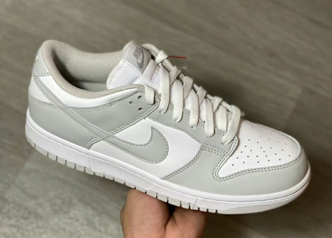 Nike Dunk Low WMNS Photon Dust CU1726-201 Release Date Info