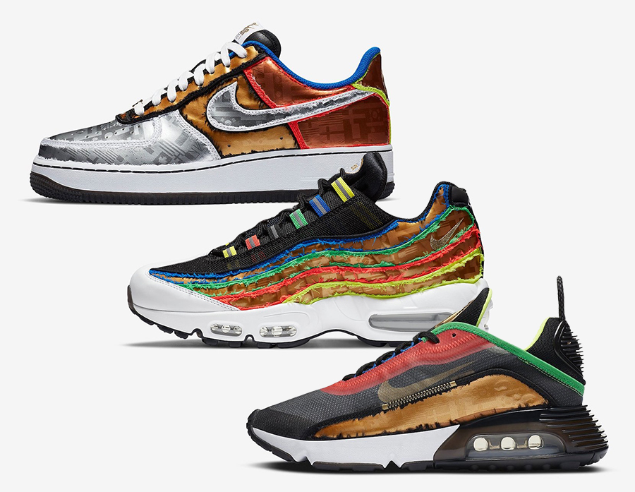 Nike Hidden Message Pack Release Info