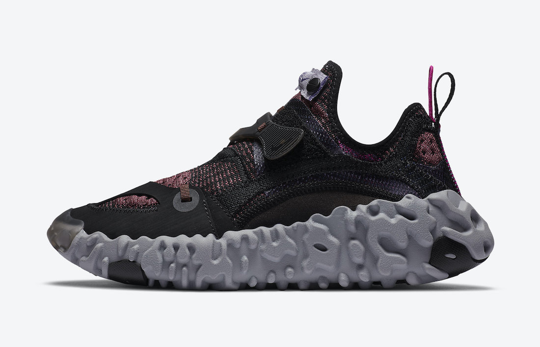 Nike ISPA OverReact Flyknit Shadowberry CD9664-002 Release Date Info