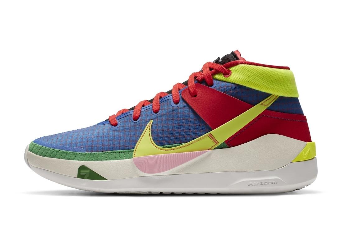 Nike KD 13 NY vs NY Release Date Info