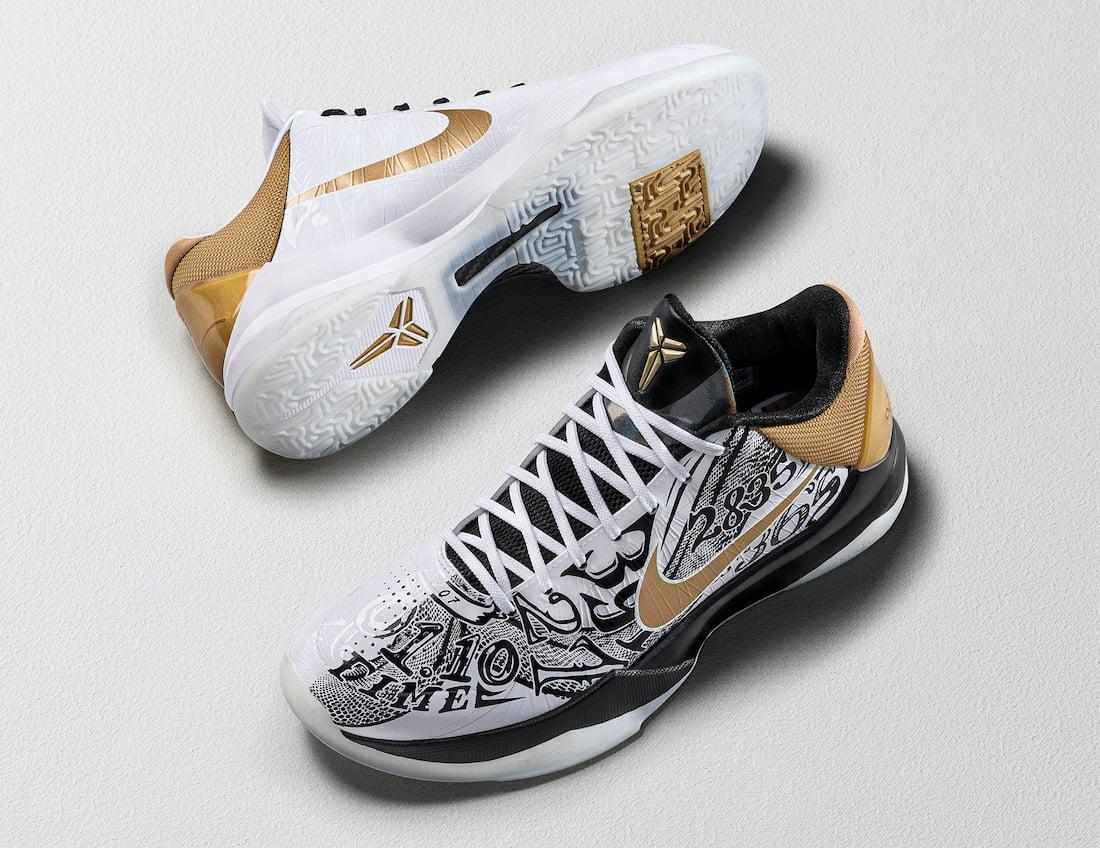Nike Kobe 5 Protro Big Stage