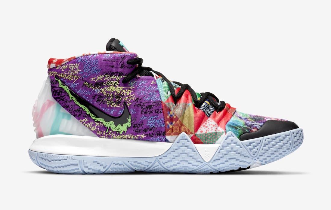 Nike Kybrid S2 Pineapple Nike Kybrid S2 Pineapple CQ9323-900 Release Date Release Date