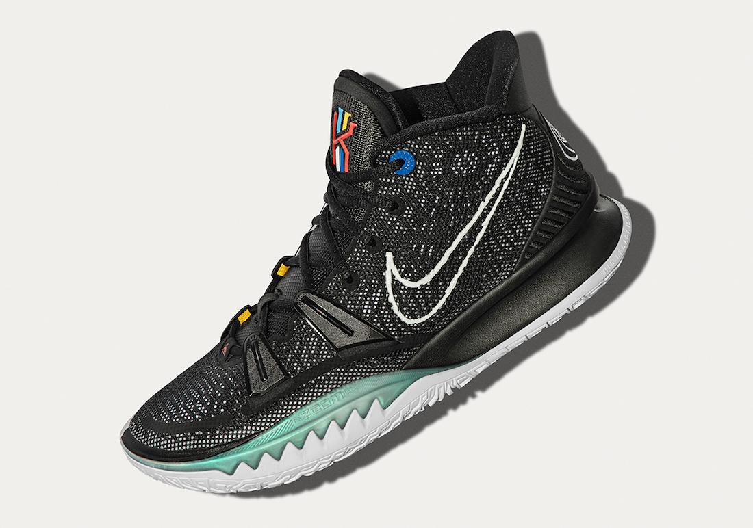 Nike Kyrie 7 BK Black Release Date