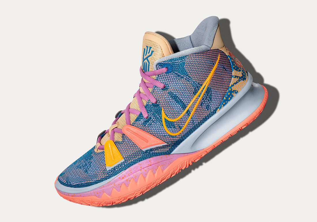 Nike Kyrie 7 Expressions Release Date