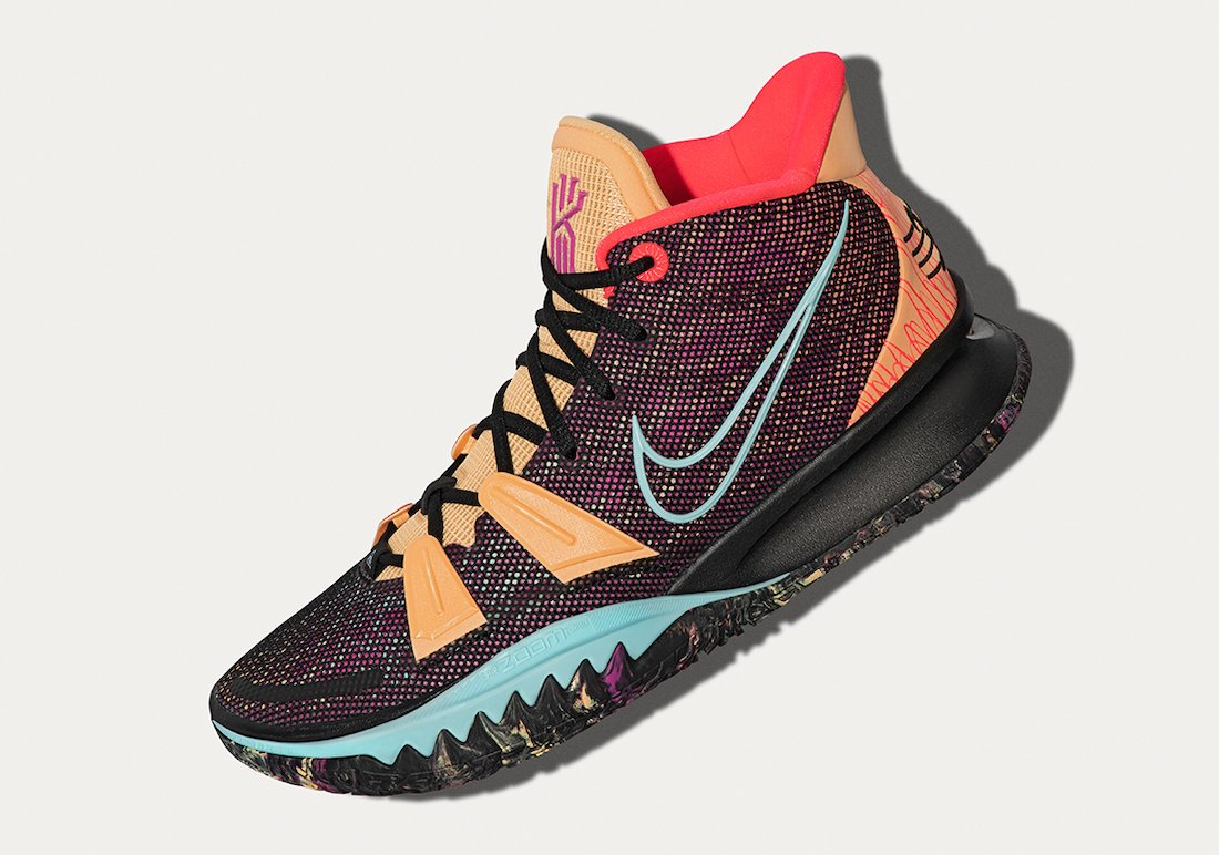 Nike Kyrie 7 Soundwave Release Date