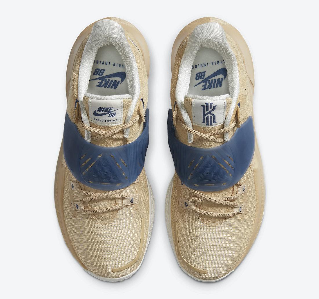 Nike Kyrie Low 3 Sashiko DA6807-200 Release Date Info