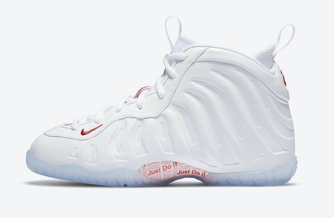 Nike Lil Posite One Thank You Plastic Bag CU1055-100 Release Date Info