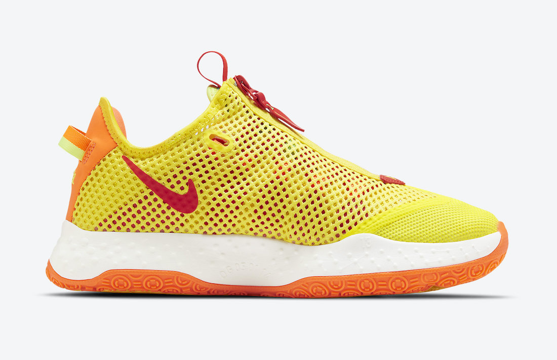 Nike PG 4 Hot Sauce CD5082-601 Release Date Info