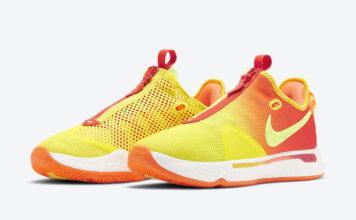 Nike PG 4 Hot Sauce CD5082-601 Release Date Info