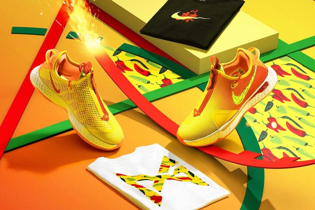 Nike PG 4 Pickled Pepper CD5082-601 Release Date