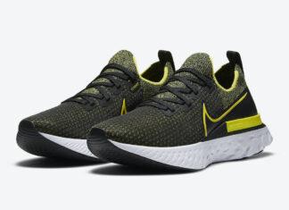 Nike React Infinity Run Sonic Yellow CD4371-013 Release Date Info