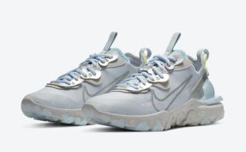 Nike React Vision Celestine Blue DA4298-400 Release Date Info
