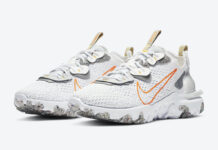 Nike React Vision Laser Orange DA4679-100 Release Date Info
